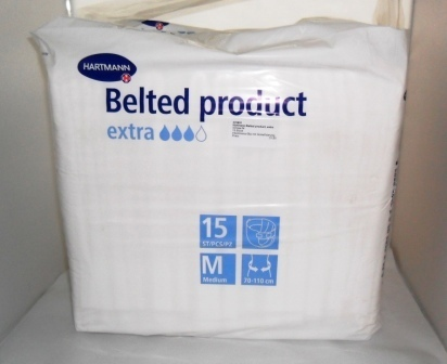 Belted product extra, Grösse M