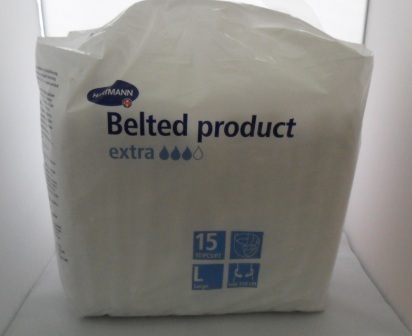 Belted product extra, Grösse L