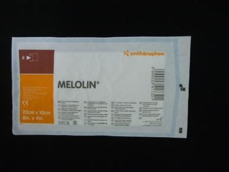 Compresse absorbante Melolin, 10x20cm